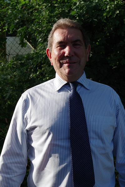 Mark Ellis, Acting Vice Chairman
